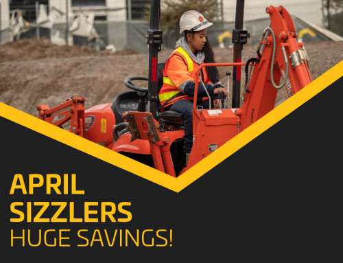 Our Amazing April Sizzlers